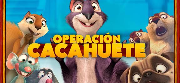 La película 'Operación Cacahuete' ya está en cines