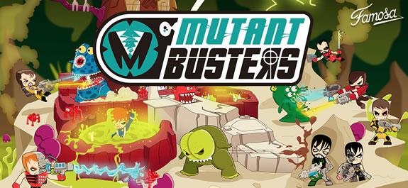 ¡Las figuras Mutant Busters ya están aquí para luchar contra la invasión mutante!