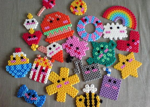 Perles Hama en Pinterest | Perler Beads, Abalorios Hama y