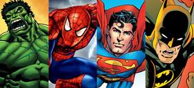 ¿Con qué superhéroe te identificas?