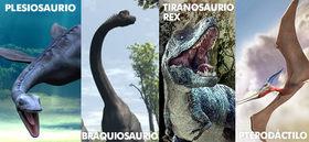 Según tu personalidad, ¿qué dinosaurio habrías sido?